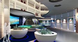 城市规划展示馆,苏州工业园规划展示馆,索图广告
