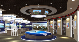 博物馆设计|规划馆设计|科普馆设计|沈阳市城市规划展示馆